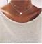 Womens-Necklaces-Heart-Chain-Choker-Beaded-Silver-Gold-Pendant-Girls-Long-Gift thumbnail 3