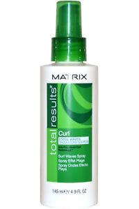 MATRIX-TOTAL-RESULTS-Curl-LOOSE-Waves-Spray-145ml-ANTI-FRIZZ-nutri-curl-TECH