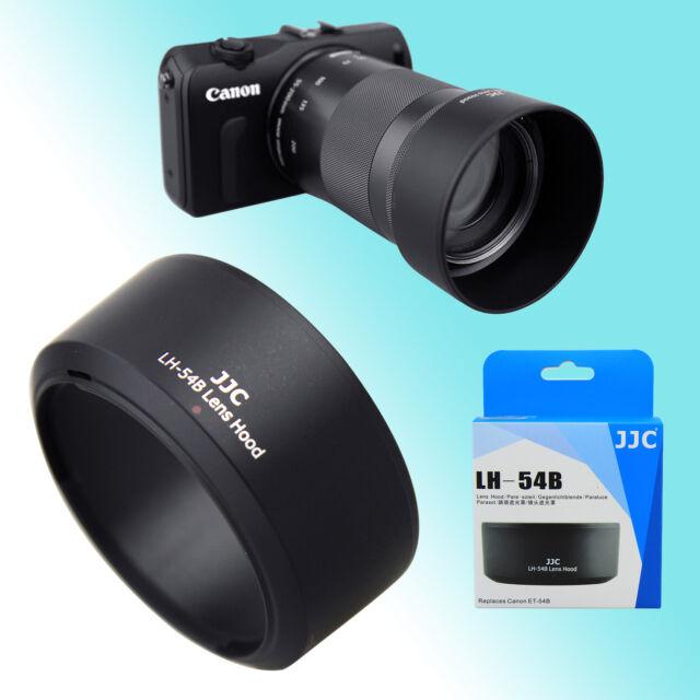 ET-54B Canon Lens Hood Shade EF-M 55-200mm f/4.5-6.3 IS STM 52mm Thread EOS M