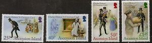British Colonies & Territories Diplomatic Ascension Sg1145/8 2012 Christmas Mnh Stamps