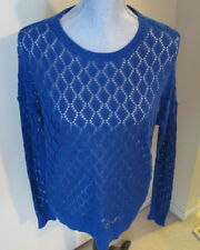 69c799af91 Women s Small Tommy Bahama Cotton linen Blend Monroe Pullover Sweater -