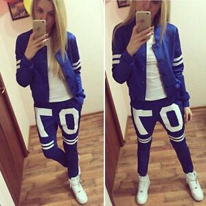 2Pcs-Womens-Hoodies-Sweatshirt-Casual-Sport-Wear-Pants-Jogger-Tracksuit-Apparel
