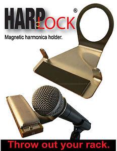 Harmonica Holder-harplock, Le Révolutionnaire Mains-libres Harmonica Système-afficher Le Titre D'origine U0bo1jgn-07165328-963973222