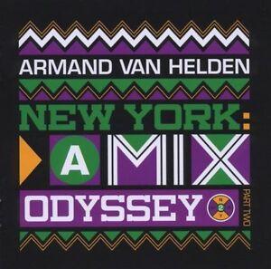 Armand-Van-Helden-New-York-A-Mix-Odyssey-Vol-2-2008-Album-CD-Neuf-Unplayed