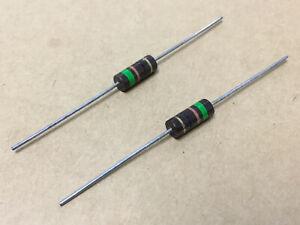 TRW  BWH-R22J   Wire Wound Fixed Resistor  .24 Ohm 2W 5/% 2 PC