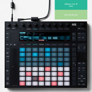 Details about Ableton Push 2 & Live 10 Intro (Download)