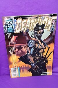 Marvel Tech Deathlok #9 Joe Casey 2000 1st Print Marvel Comics Comic F/VF