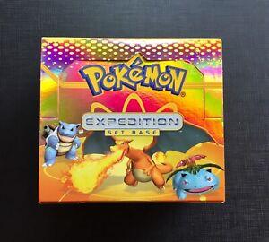 Pokemon-Booster-Box-Italian-Expedition-VUOTO-EMPTY