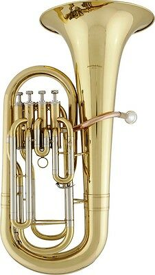 Band & Orchester Blasinstrumente Arnolds & Sons B-euphonium Aep-1141 Inkl Koffer Und Mundstück Bequem Zu Kochen