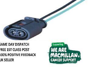 Gratis Desgaste de la Almohadilla de Freno VW Conector 357973302 Pre Con Cable Kit de acabado FREEPOST