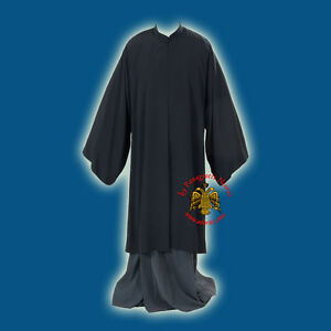 Orthodox-Clerics-Garment-Outer-Cassock-Rasso-Exorasso-Short-Rason-Rjassa
