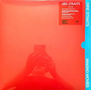 Dire Straits LP Making Movies - Remastered, 180 Gram - Europe (M/M - Scellé)