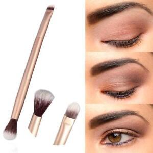 1pc Blending Double-Ended Makeup Pen Eye Powder Foundation Eyeshadow Brush 2018~