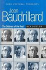 Jean Baudrillard: The Defence of the Real by Rex Butler (Hardback, 1999)