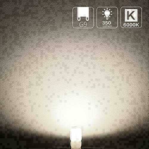 10//6//1X G9 LED Corn Bulb 5W 2835 SMD 14LEDs Replace Halogen Lamp 220V Light