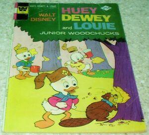 Walt-Disney-039-s-Huey-Dewey-Louie-Junior-Woodchucks-30-VG-4-0-50-off-Guide