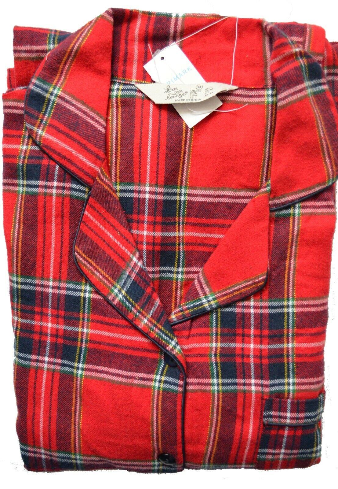 damenmode primark ladies fleece pyjama disney women cozy