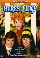 Heres Lucy: Season One (DVD, 2009, 4-Disc Set)