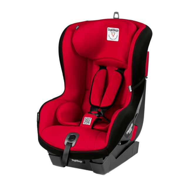 Baby Car Seat Group 1 9 18Kg Viaggio Duo Fix Rouge