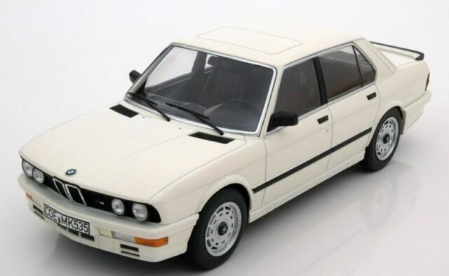 1:18 Norev BMW M535i E28 Blanco Lmtd. Edition 1000 Unidades