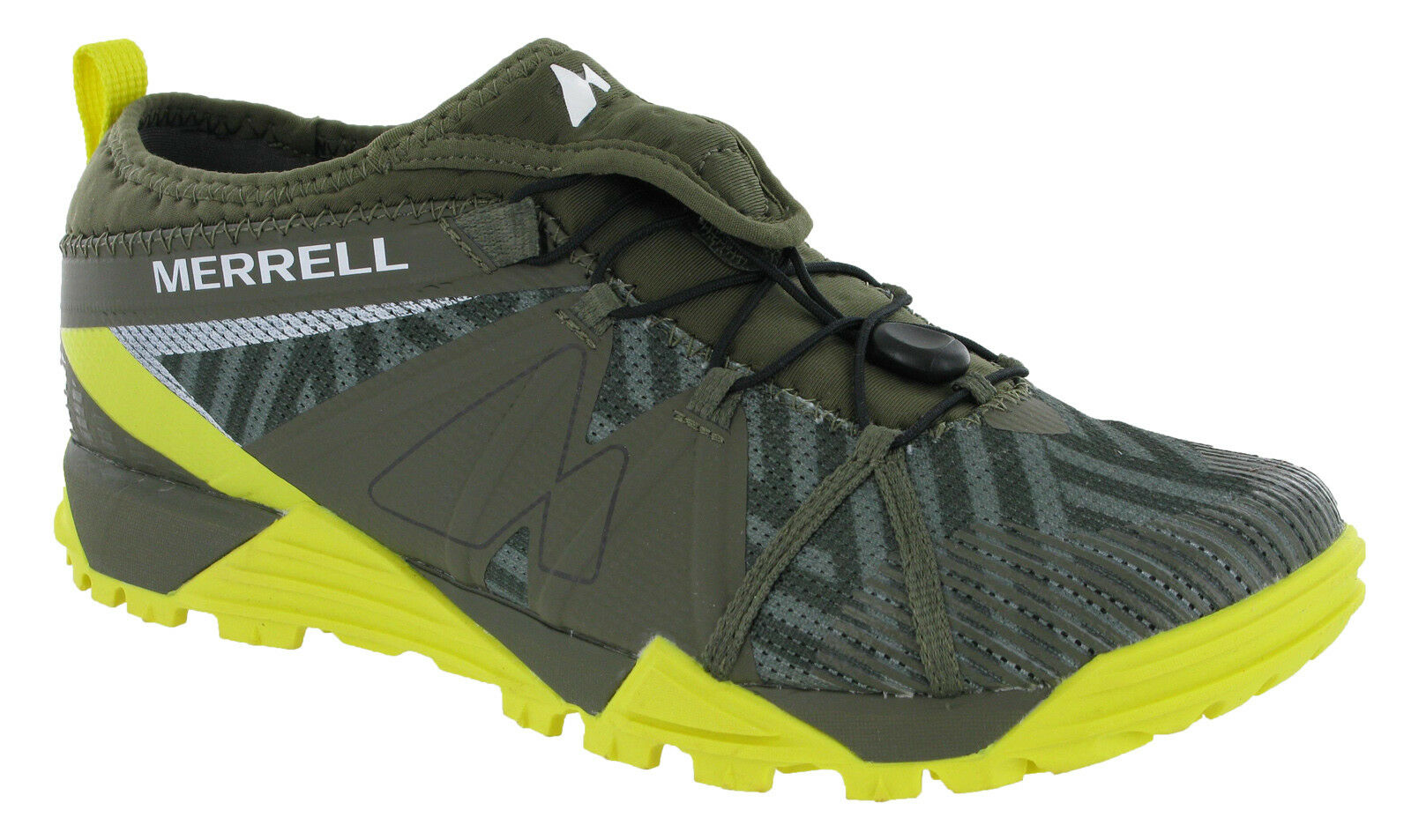 Cómodo y bien parecido Merrell avalaunch J37819 Para Hombre Casual cómodos slip on elegante Entrenadores Verde