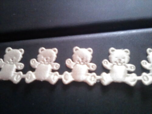 Ideal for trimmings craft projects Teddy Bear or Butterfly Trimming Ribbon