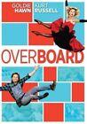 Overboard DVD 1987 Goldie Hawn Kurt Russell