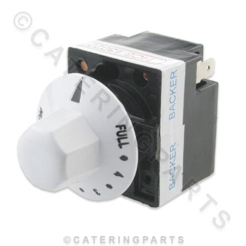 SIMMERSTAT ENERGIA REGOLATORE controllo del termostato per Fornello elettrico elemento ad Anello