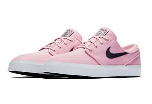 af85587b9b8e5 Details about Nike Men's Zoom Stefan Janoski Canvas Shoes 'Prism Pink'  615957-641 NIB