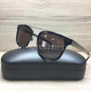 65b5ef7b451 Dolce   Gabbana DG 2175 Sunglasses Dark Havana Ruthenium 502 73 ...