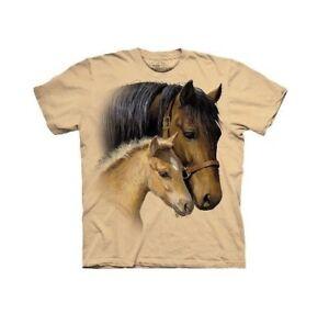 Baby Kangaroo NWT The Mountain 100/% Cotton Kid/'s T-Shirt