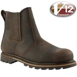 Grafters Safety Chelsea Dealer Boots Size Uk 3 - 16 Work Honey Nubuck M808n Kd-Honey-Uk 4 (eu 37) 4yvna