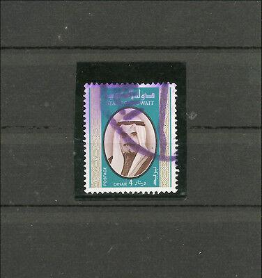 Kuwait Michel-nr Freimarke Scheich Jabir Al-ahmad Al Sabah Gute QualitäT 805 Gestempelt