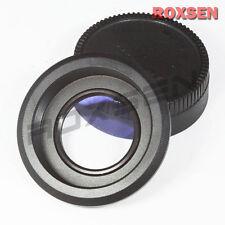 M42 screw mount lens to Nikon F Adapter optical focus infinity D750 D610 D600 D4