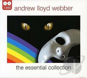 ANDREW-LLOYD-WEBBER-ESSENTIAL-COLLECTION-2-CDs-2006-EVITA-CATS-ETC