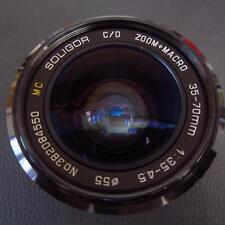 Für Contax / Yashica Soligor C/D Zoom Macro 35-70mm 3,5-4,5 Objektiv  (Nr.1)