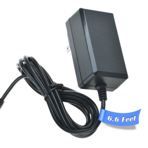 PwrON AC DC Adapter Power Charger for Audiovox D1708 D1817 D2017 VBP-800 Player