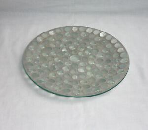 Untersetzer-Schale-Obstschale-Glas-Beton-Durchmesser-22-cm-Vintage-Style