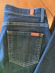 NEW-7-Seven-for-All-Mankind-women-s-denim-jeans-size-25