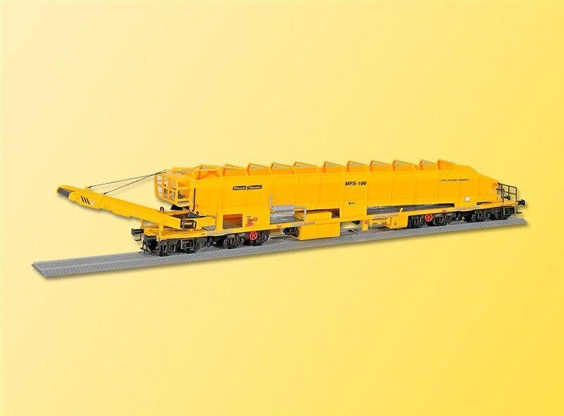 Kibri 26150 scala H0,materialförder- und Silo MFS 100,NUOVO in scatola originale