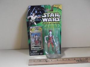 Aurra Sing Action Figure Power of the Force Star Wars