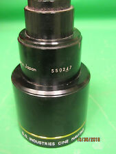 D.O. Industries 55mm Cine Navitar 35mm Cine Projection Lens Used.