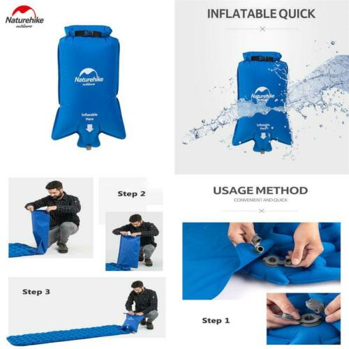Details about  /Naturehike Waterproof Inflatable Flotation Bag Portable Folding Moisture-Proof P