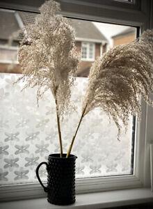Matt Black Glass Hobnail / Bobble Jug Vase