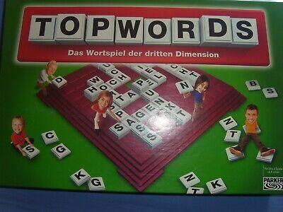"""Brillant Gesellschaftsspiel """"topwords"""" Kult - Spiel - Ab 8 Jahre"""