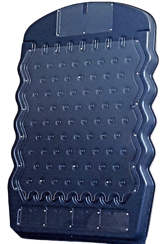 Plinko Juego Gran premio Gota Tablero Negro personalizable con discos bolsa de transporte muestra
