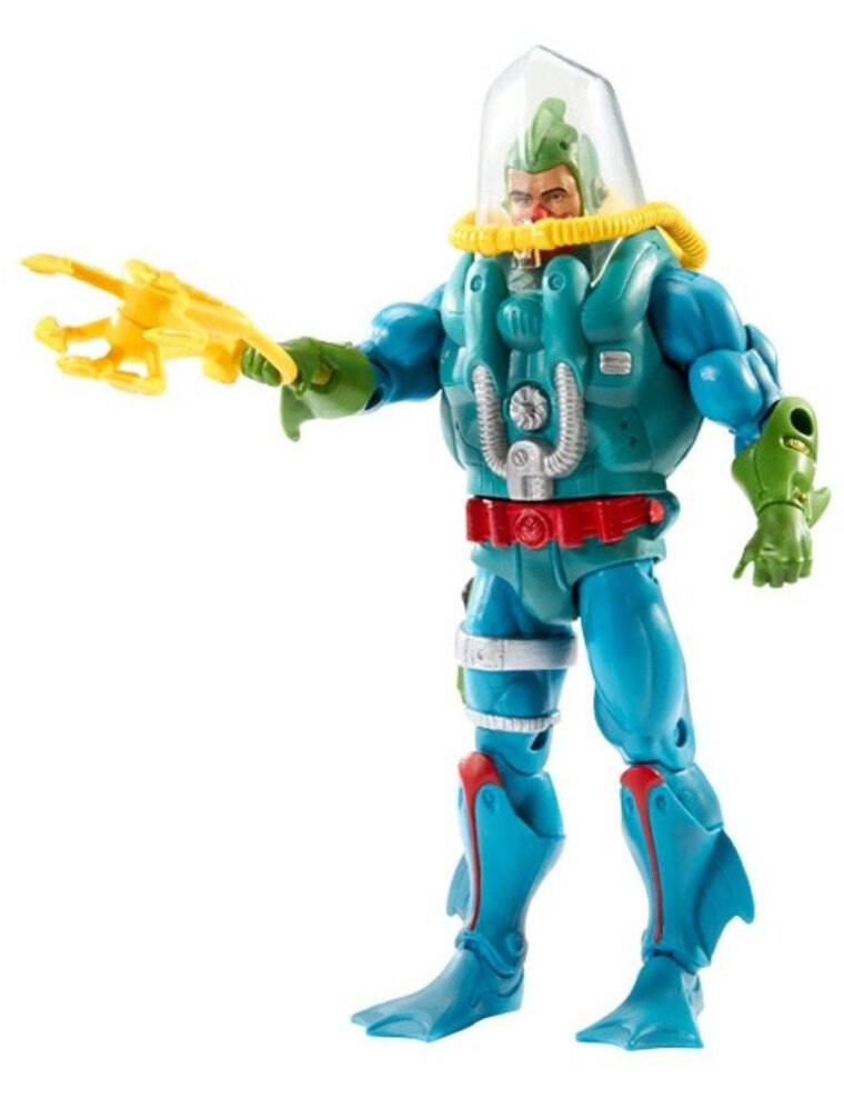 MASTERS OF THE UNIVERSE Classics_HYDRON 6 inch figure__Exclusive Limited Edition