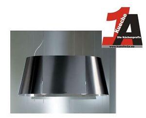 Elica 90 cm design inselhaube twin edelstahl designhaube ix f 90 eek