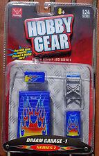 16050 Werkstatt Zubehör Werkzeug schränke, Dream Garage 1, 1:24, Hobby Gear