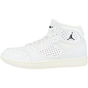 Details about Nike Jordan access Shoes Mens Basketball High Top Sneaker Black AR3762 001 show original title